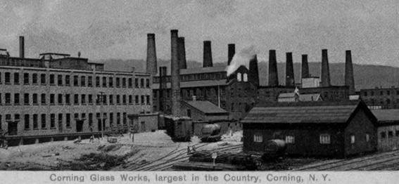 Corning Glass Works Factory-v3